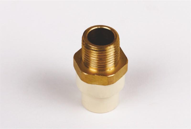 Brass Male Threaded Adaptor (B-MTA)