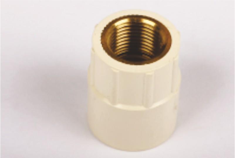 Reducing Brass Female Threaded Adaptor( FTA) – Round